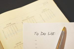 Money To do list