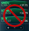 No to Stocks