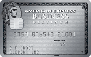 business platinum card from american express open