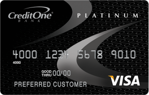 Credit One Bank Platinum Unsecured Visa Review